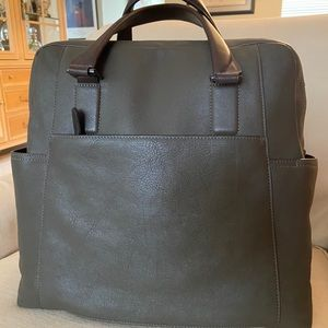 TUMI Smith Jetsetter Leather Bag